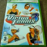 Joc Virtua Tennis 3, xbox360, original, alte sute de jocuri! - Jocuri Xbox 360, Sporturi, 3+, Multiplayer