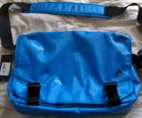 Geanta adidas umar/postas/messenger 47x32X11cm, Geanta tip postas, Albastru