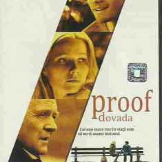 FILM Gwyneth Paltrow, Anthony Hopkins, Jake Gyllenhaal - DOVADA (PROOF) DVD - Film romantice, Romana