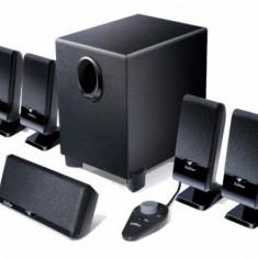Boxe Edifier M1550, Sistem 5.1, 26W RMS, telecomanda - Boxe PC