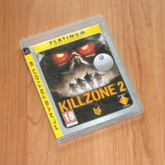 Joc Playstation 3 PS3 - Killzone 2 - Jocuri PS3 Sony, Actiune, 18+