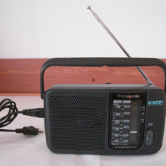 Radio PANASONIC RF-544 - Aparat radio