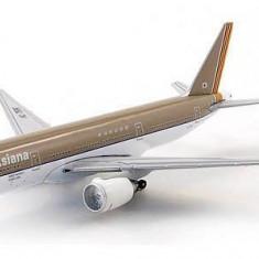 Macheta avion Boeing 777-200 - ASIANA SCHUKO scara 1:500 - Macheta Aeromodel, 1:144