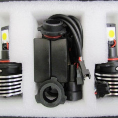 Bec LED H8 / H9 / H11 CANBUS 6000K