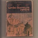 Limba și literatura română, manual pentru clasa a XI-a, București, 1996 - Manual scolar, Clasa 11