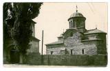 1035 - Arges, Biserica Domneasca CURTEA de ARGES - old PC, real PHOTO - unused, Necirculata, Fotografie