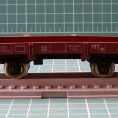 Vagon platforma marca Jouef scara HO(2798) - Macheta Feroviara Jouef, H0 - 1:87, Vagoane