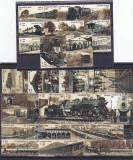 Transport feroviar ,istorie,Mexic., Nestampilat