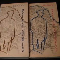 MARESALUL ION ANTONESCU-GH. BUZATU-2 VOL-EDIT- IASI-1990- - Istorie