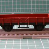 Vagon platforma marca Roco scara HO(2644), H0 - 1:87, Vagoane