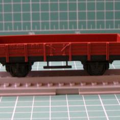 Vagon platforma marca Roco scara HO(2644) - Macheta Feroviara Roco, H0 - 1:87, Vagoane