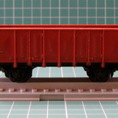 Vagon gondola marca Roco scara HO(2584) - Macheta Feroviara Roco, H0 - 1:87, Vagoane