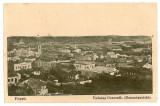 1839 - Arges, PITESTI, vedere generala - old postcard - unused, Necirculata, Printata