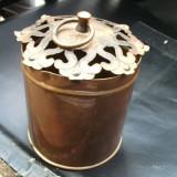 Ibric cupru cafea turceasca felinar ! - Metal/Fonta