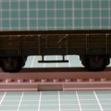 Vagon platforma marca Fleischmann scara HO(2726), H0 - 1:87, Vagoane