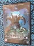 PAN 'S LABYRINTH (1 DVD FILM - ORIGINAL - CA NOU!!!)