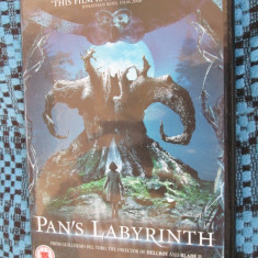 PAN 'S LABYRINTH (1 DVD FILM - ORIGINAL - CA NOU!!!), Engleza
