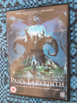 PAN 'S LABYRINTH (1 DVD FILM - ORIGINAL - CA NOU!!!) foto