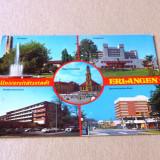 Universitatea Erlangen, Bavaria, Germania - 1980 - circ. - 2+1 gratis - RBK9815, Circulata, Fotografie