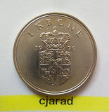 Moneda 1 Coroana - Danemarca 1972 *cod 1304 xf +, Europa