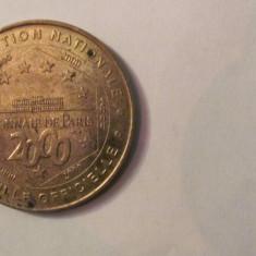 MMM - Medalie Franta Paris Notre Dame anul 2000 bronz, Europa