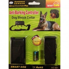Zgarda antilatrat Anti Barking Controller AO-881