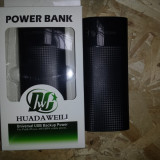 POWER BANK + TRIPLA IESIRE USB  DE 2 A SI 1 A telefon tableta 18000maH 18 amperi