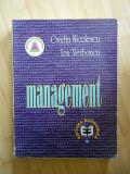 OVIDIU NICOLESCU--MANAGEMENT