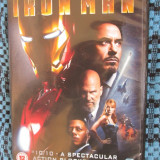 IRON MAN (1 DVD FILM - ORIGINAL - CA NOU!!!)