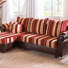 Coltar fix Bali din Germania, foarte chic, ecopiele+ textil