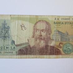 ITALIA 2000 LIRE 1983