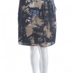 Fusta moderna S.Oliver, femei marimea 38/ M, Culoare: Multicolor, Scurta