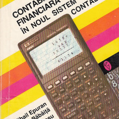 Contabilitatea financiara in noul sistem contabil (vol. I-II) – M.Epuran - Carte Contabilitate