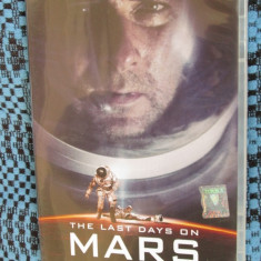 THE LAST DAYS ON MARS (1 DVD FILM - ORIGINAL - CA NOU!!!) - Film SF, Romana