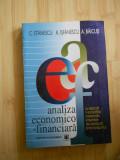 C. STANESCU--ANALIZA ECONOMICO-FINANCIARA
