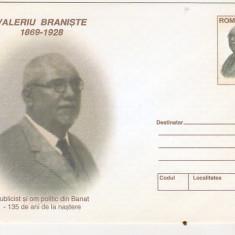 Bnk fil Intreg postal 2004 - Valeriu Braniste