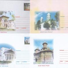 Bnk fil Lot 9 intreguri postale 2002 - Galati