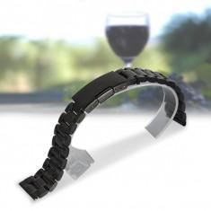 Bratara/curea metalica 24 mm. pt. ceas / smartwatch - Curea ceas din metal