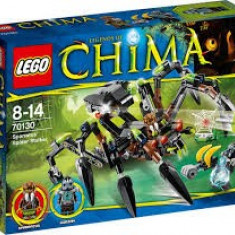 Vand Lego Chima-70130-Sparratus' Spider Stalker, sigilat, 292 piese, 8-14 ani - LEGO Legends of Chima