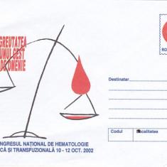 Bnk fil Intreg postal 2002 - Congresul national de hematologie