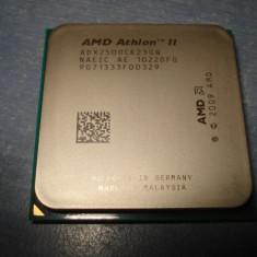 Procesor AMD Athlon 2 250 3Ghz 2MB AM2+ / AM3 - Procesor PC AMD, AMD Athlon II, Numar nuclee: 2, 2.5-3.0 GHz