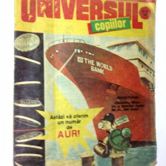 Revista Universul Copiilor, 43-44/ 1990 - Reviste benzi desenate