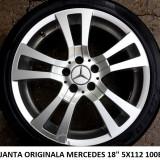 1BUC JANTA ORIGINALA MERCEDES 18 5X112