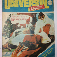 Revista Universul Copiilor, 47-48/ 1990 - Reviste benzi desenate