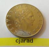 Moneda 50 Lire - Italia 1975 *cod 1346 a.UNC, Europa