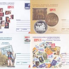 Bnk fil Lot 12 intreguri postale 2004 - EFIRO 2004