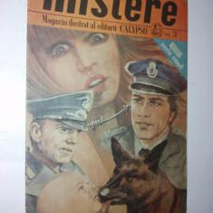 Mistere Nr. 3 - Magazin ilustrat al editurii Calypso- 1991