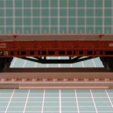 Vagon platforma marca Marklin scara HO(3018) - Macheta Feroviara Marklin, H0 - 1:87, Vagoane