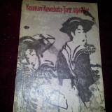 TARA ZAPEZILOR de YASUNARI KAWABATA, 1974/TD - Carte in alte limbi straine