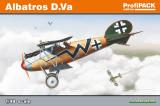 Macheta avion biplan ALBATROS D.Va ~ Profipack Edition by EDUARD